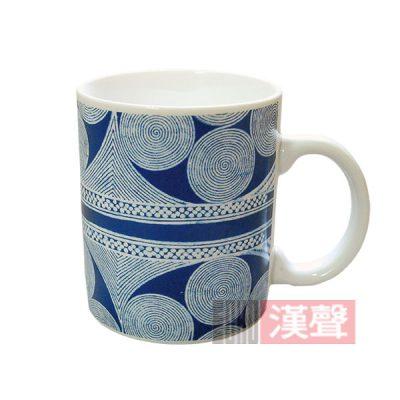 貴州蠟染杯—水渦渦杯
